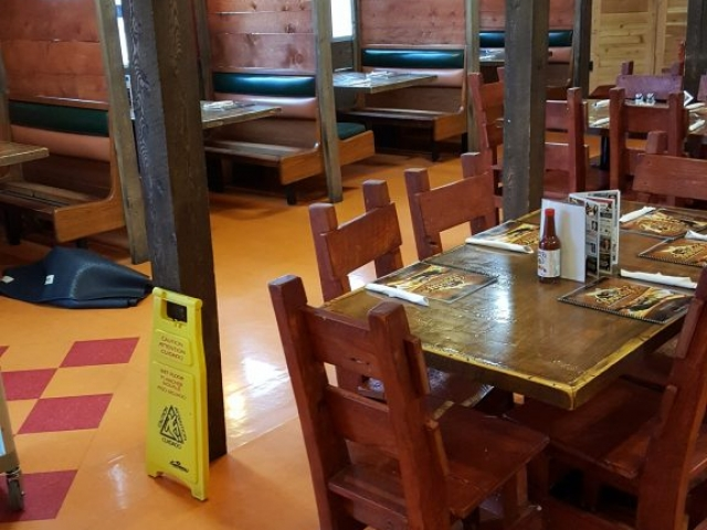 Brodys Mexican Restaurant Interior